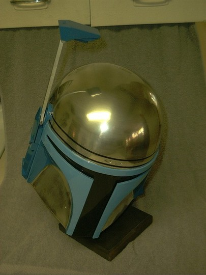 Click image for larger version.  Name:the dented helmet.jpg Views:172 Size:36.7 KB ID:67423