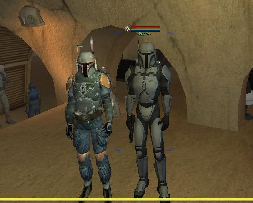 Star Wars Galaxies Mandalorian And Bounty Hunter Armor