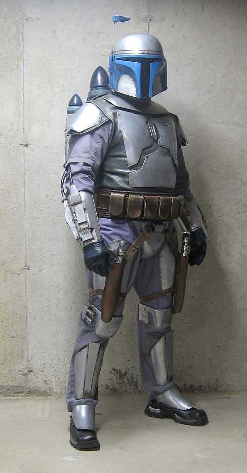 Seekers Jango Fett Armor Tips Boba Fett Costume And Prop Maker