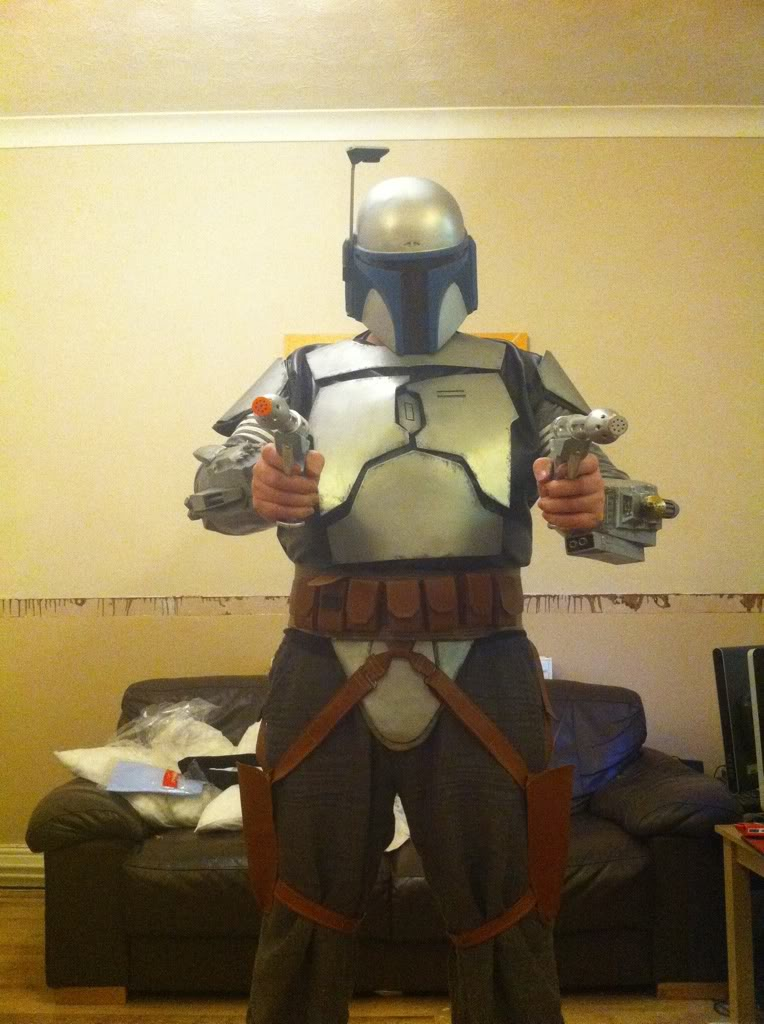 My Budget Jango Build Boba Fett Costume And Prop Maker