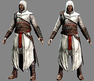 Altair Assassin S Creed Costume Boba Fett Costume And Prop