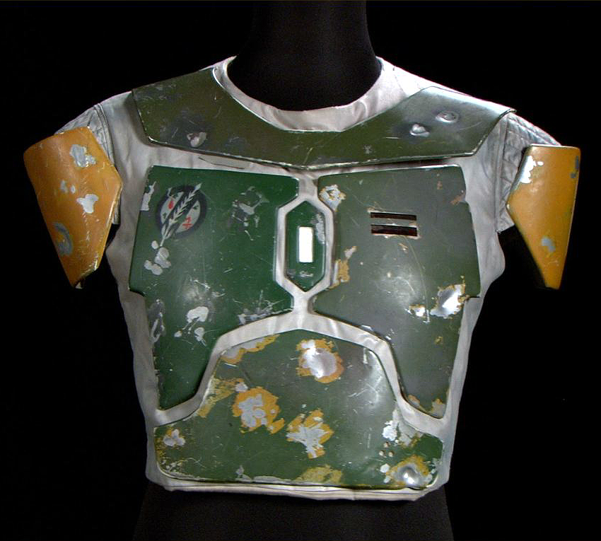 360 of real armor boba fett costume and prop maker community