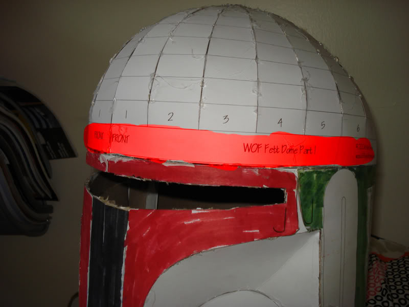 boba fett helmet blueprints templates page 9 boba fett costume