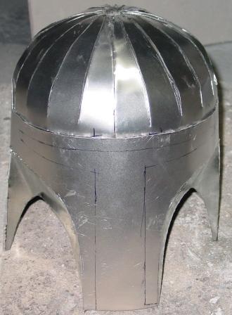 metal helmet using wof templates boba fett costume and prop maker