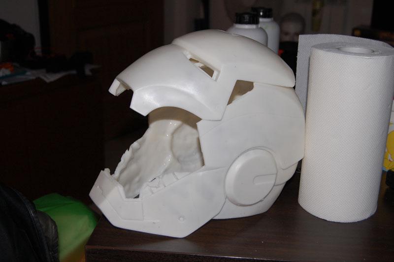 3 ways to make an iron man mask wikihow. build an iron man helmet ...
