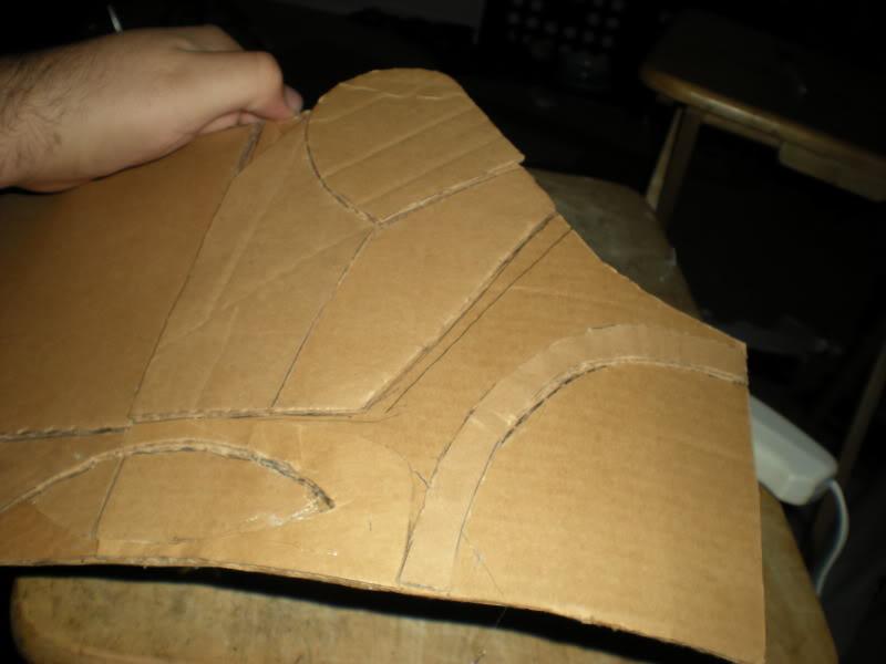 Darth Revan CardBoard Armor | Boba Fett Costume and Prop Maker ...