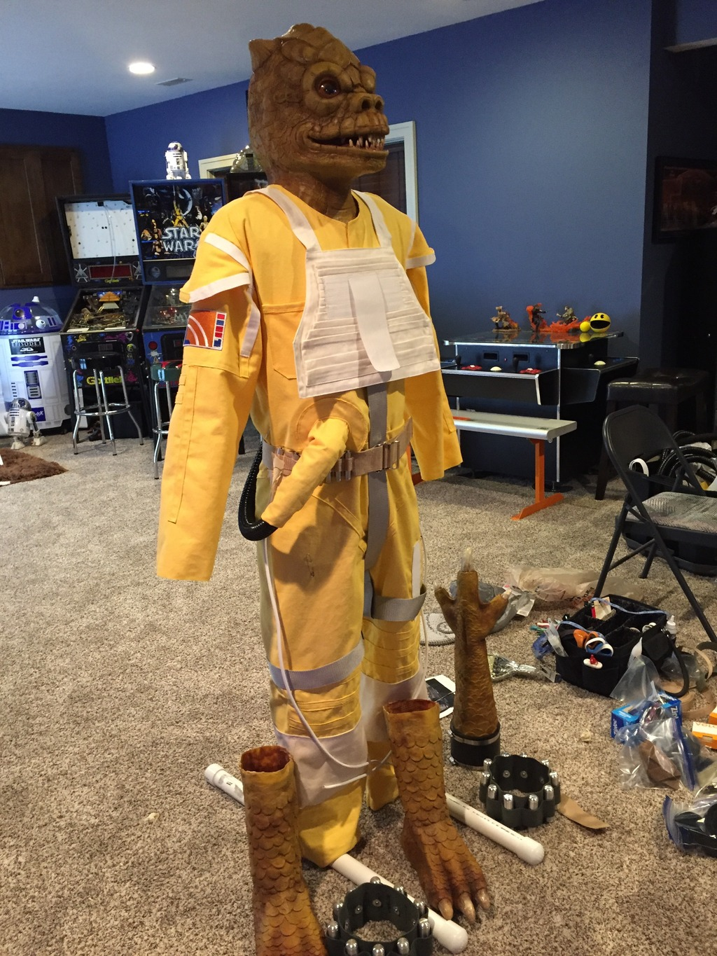 Bossk Bossk Sculpt Page 3 Boba Fett Costume And Prop