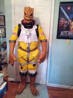 Bossk Bossk Ready For Troopin Boba Fett Costume And Prop