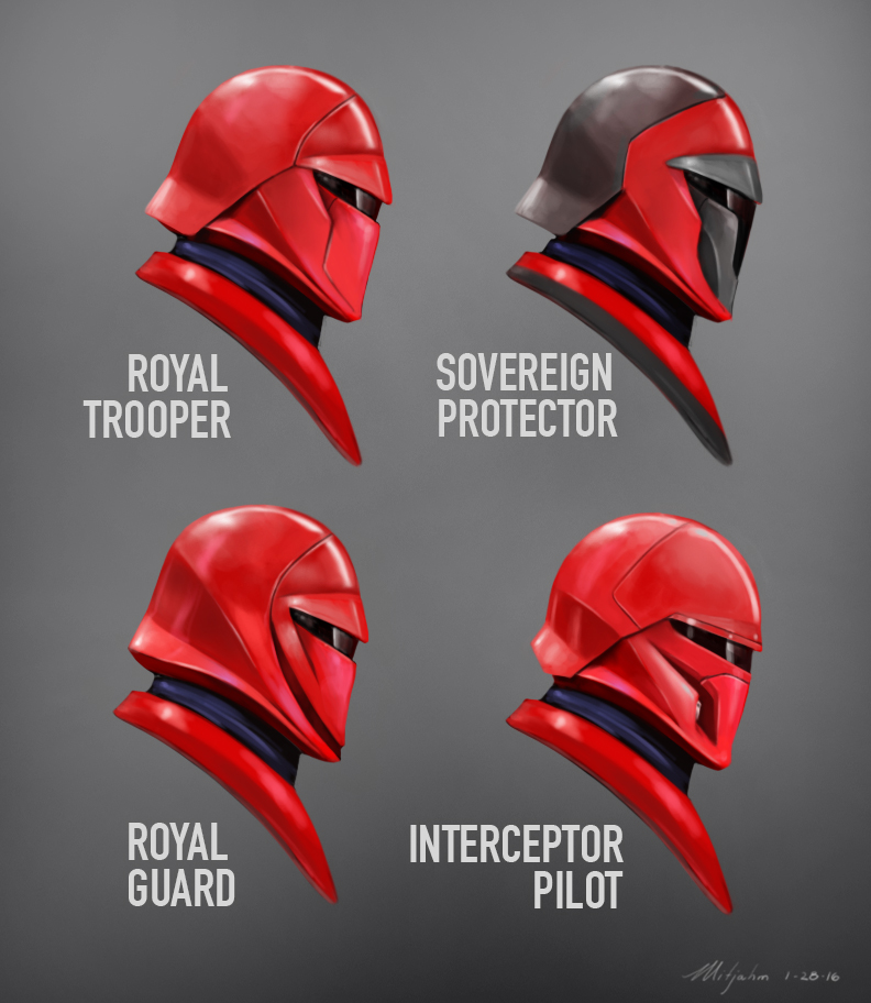 Star Wars Helmet. Build Your Own Imperial Guard