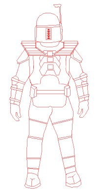 Mando Complete Outfit Outline New small back.jpg
