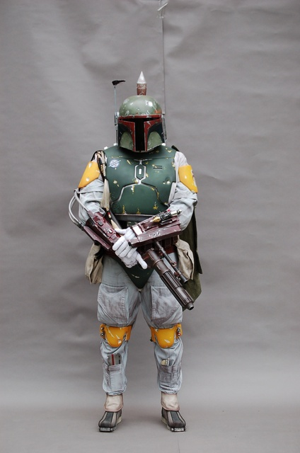 ... if not for them there is no way I would have had this finished in 4 months!!!!! Thank you guys for everything I am so Excited!!!!! All my best & FINISHED MY ROTJ BOBA FETT | Boba Fett Costume and Prop Maker ...