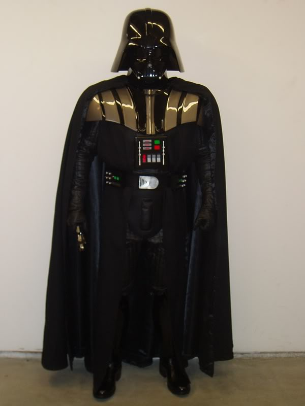 My New Rots Vader Suit Boba Fett Costume And Prop Maker