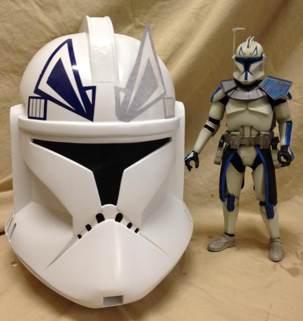 dw design studios captain rex build with jetpack boba fett costume