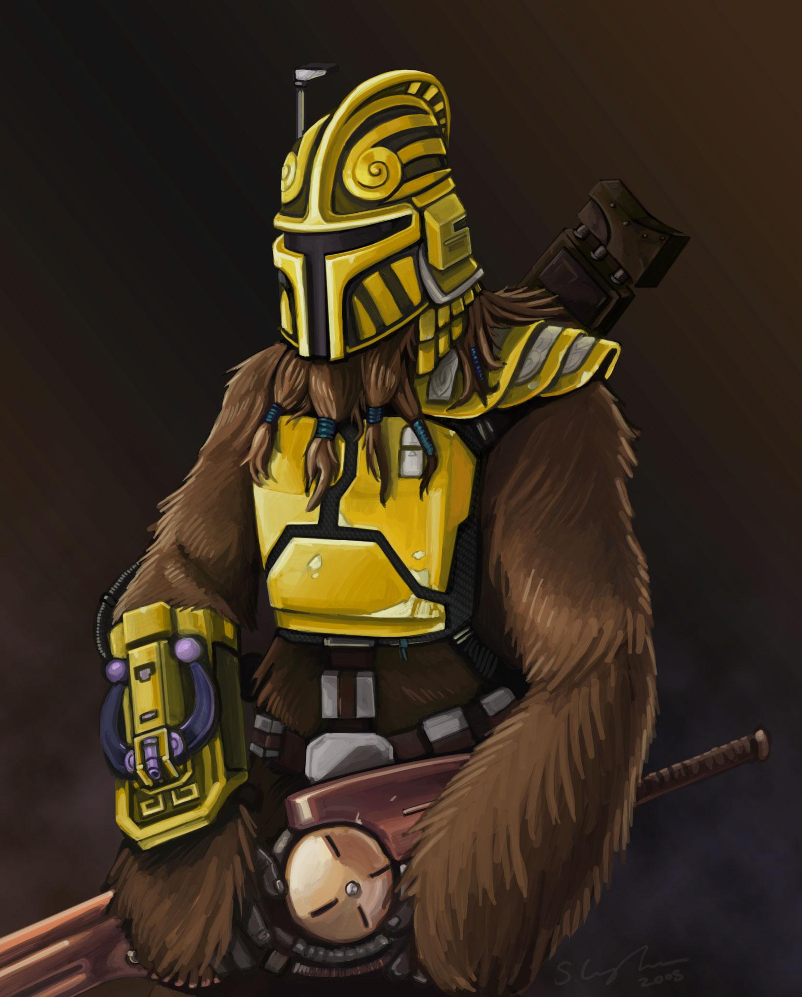 Wookiee_Madalorian_by_StuCunningham.jpg