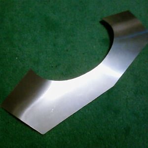 Collar Plate after bending