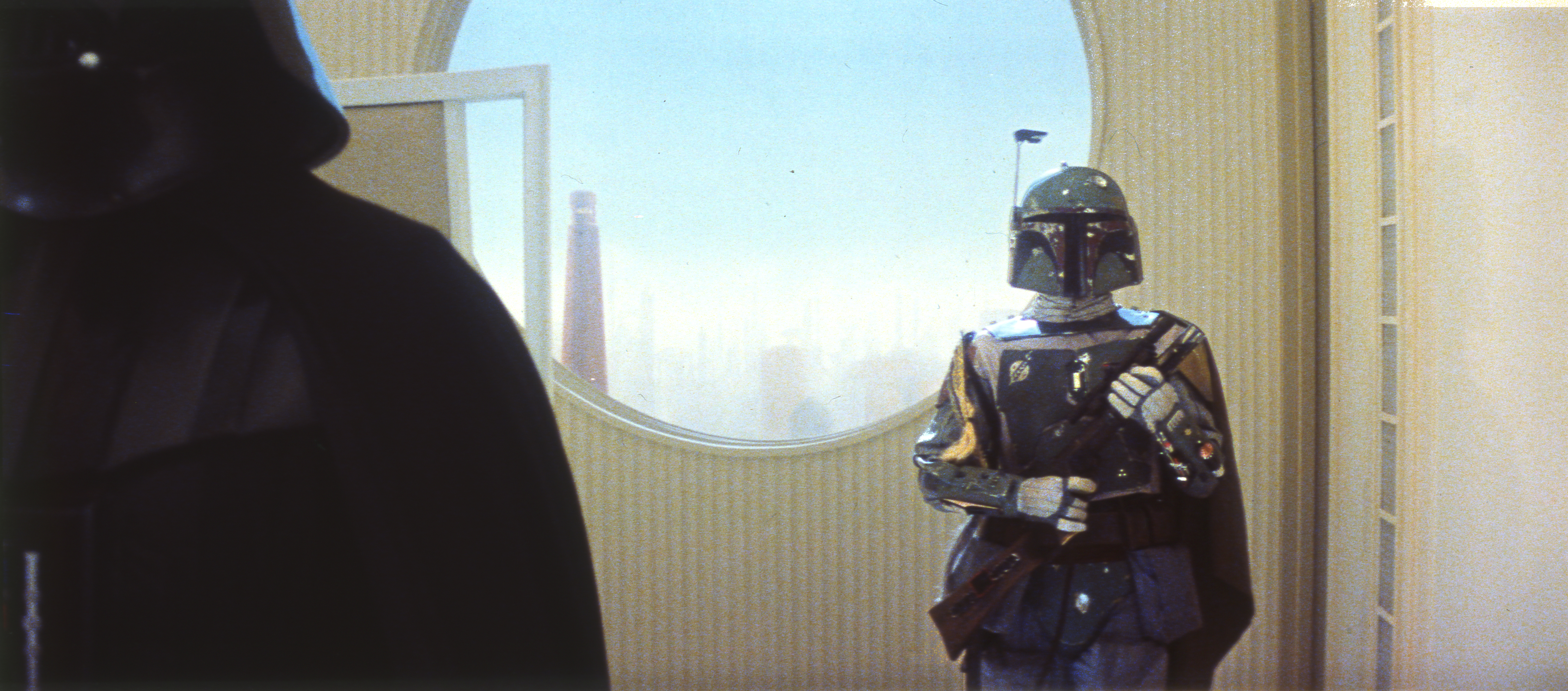 Boba Fett Empire Strikes Back Costume - 70mm Scans