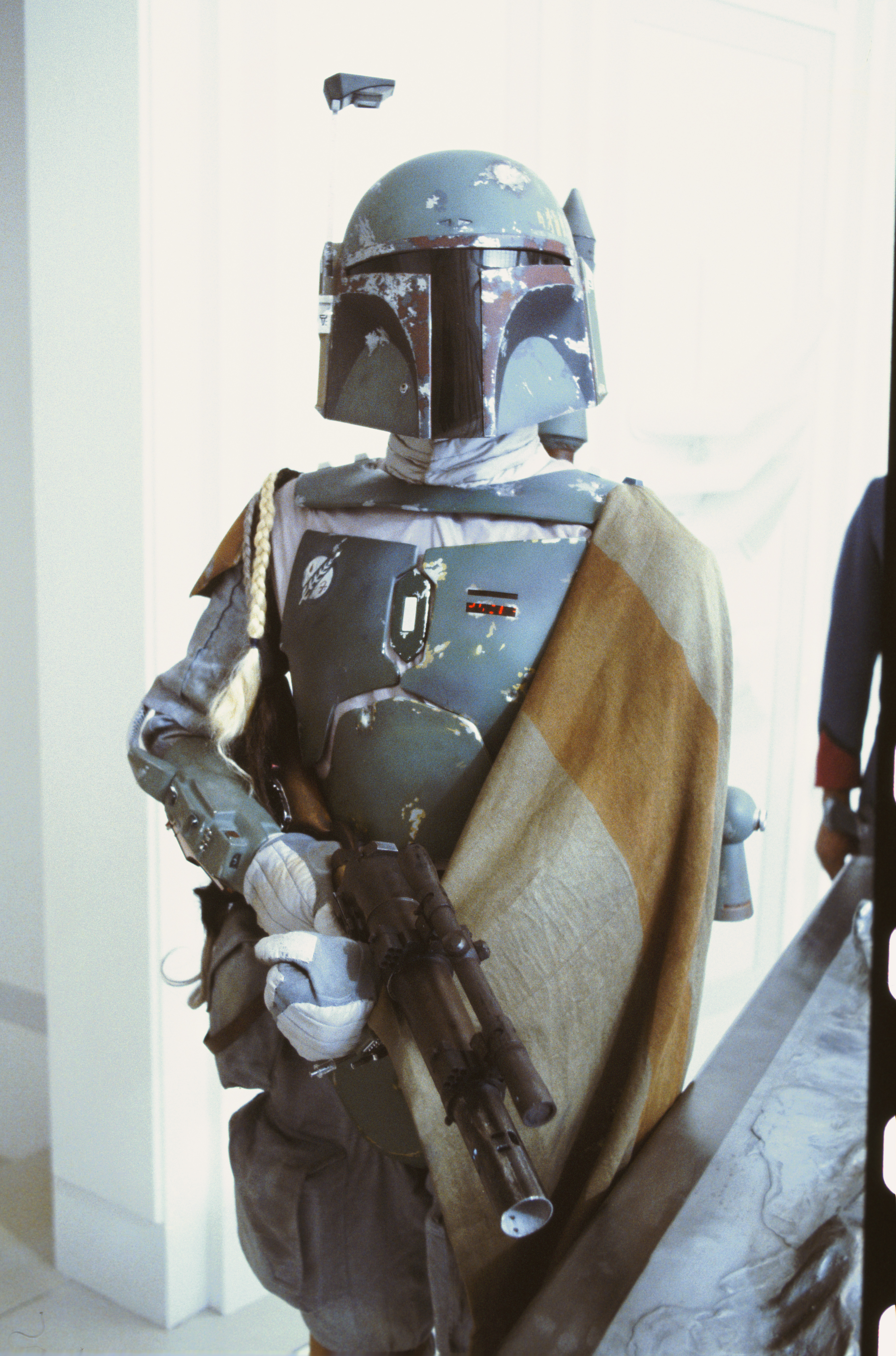 Boba Fett Empire Strikes Back Costume - Bespin Hallway