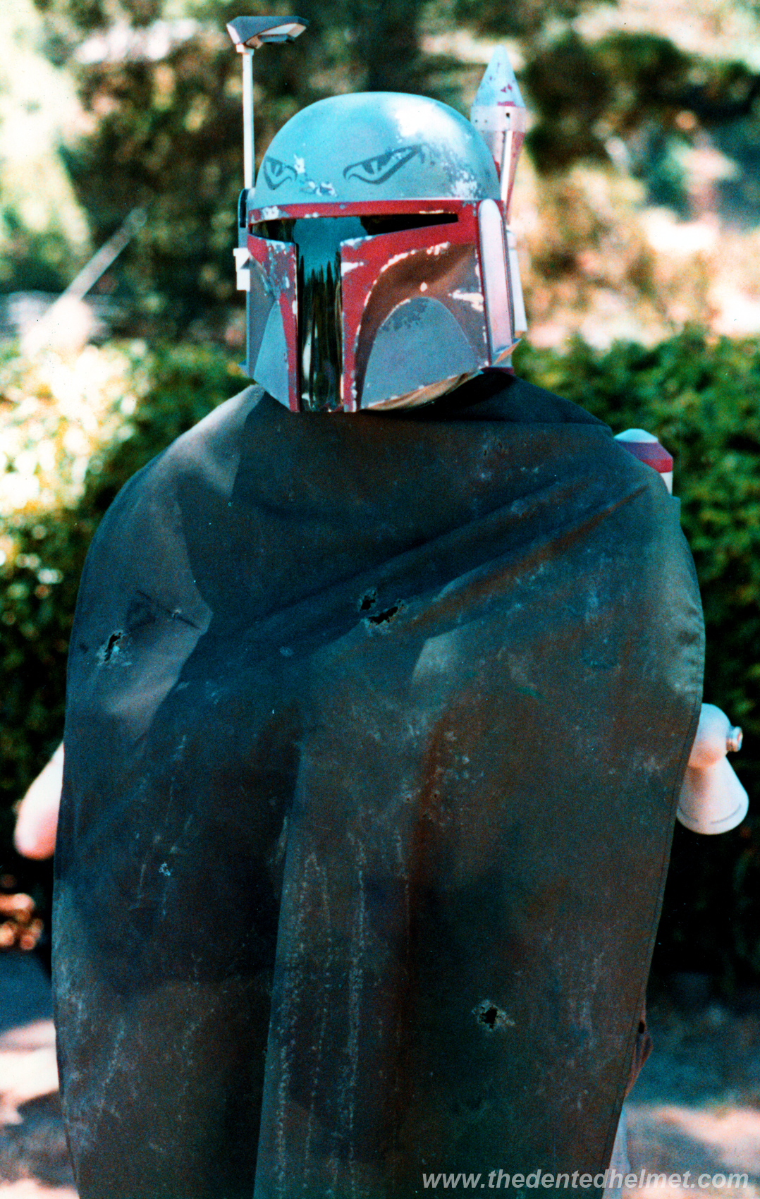 Boba Fett First Prototype Costume - Early Version