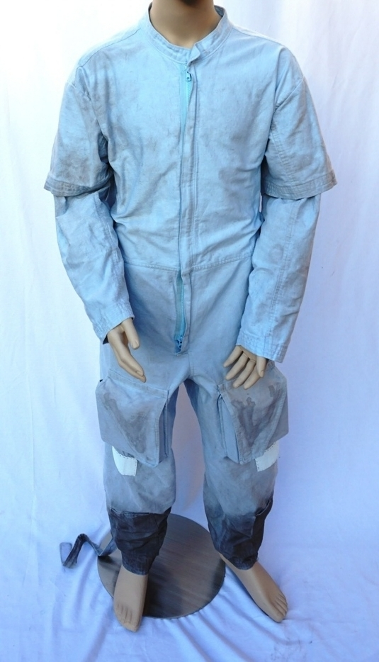 Flight Suit - FRONT