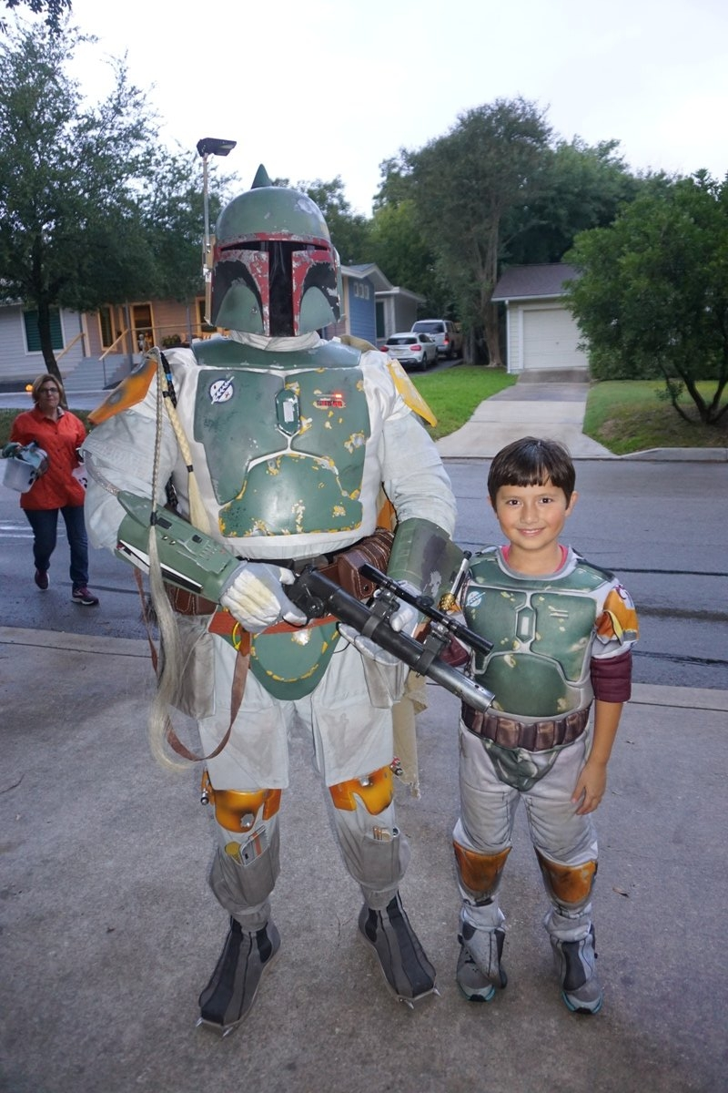 Mini Boba Fett