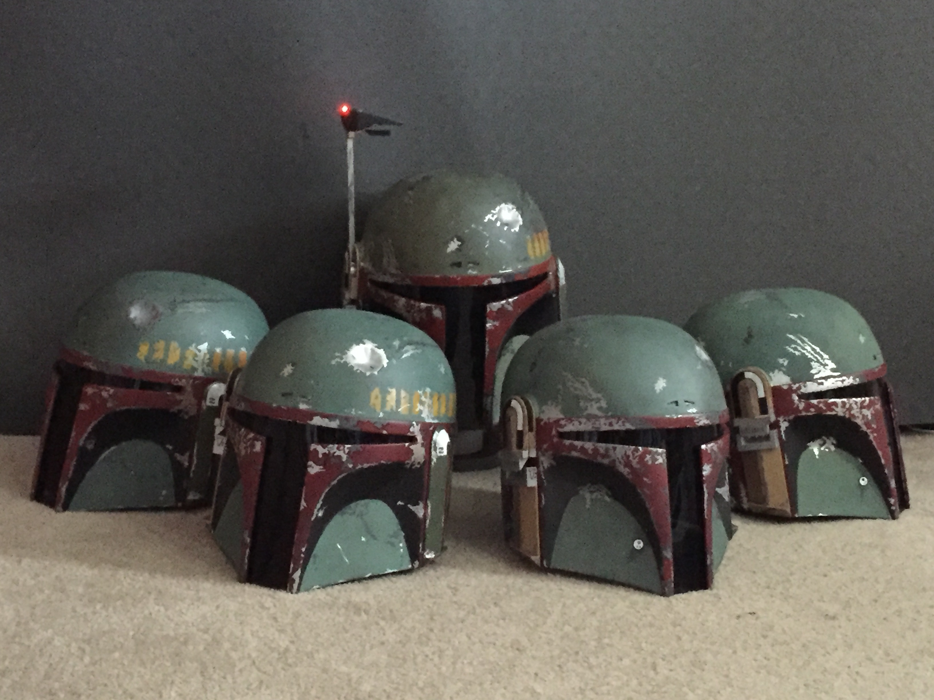 The empire army